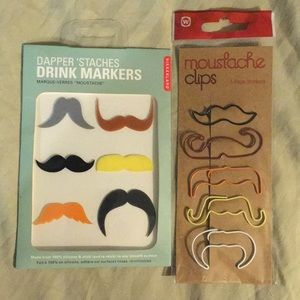 Other - Moustache bundle *firm price*